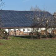 Photovoltaik Solaranlage – Landwirtschaftlicher Betrieb in Dornhan erzeugt Solarstrom