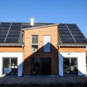 Photovoltaik Solaranlage – Privathaus in Oberiflingen erzeugt Solarstrom
